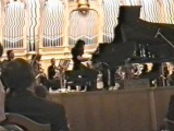 Alina Korshunova plays Mozart Fantasia in d minor at the Great hall of the Moscow conservatoire