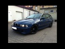 Тест BMW 530d Touring (E39) | City Car Driving