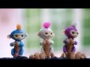 Smyths Toys - Fingerlings Baby Monkey