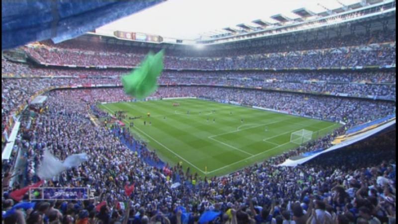 Лига Чемпионов 2009/10. Бавария (Германия) - Интер (Италия) - 0:2