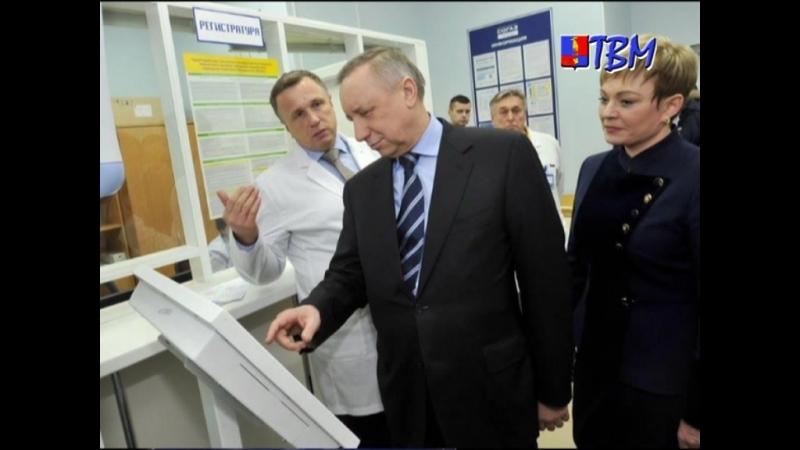 20 февраля в Мурманской области с рабочим визитом побывал полномочный представитель Президента России в Северо-Западном федераль