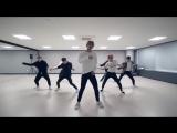 nct u 엔시티 유 boss dance practice (lucas part)