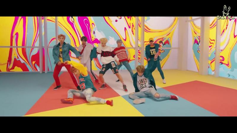 BTS (방탄소년단) - DNA [рус.суб. кириллизация]