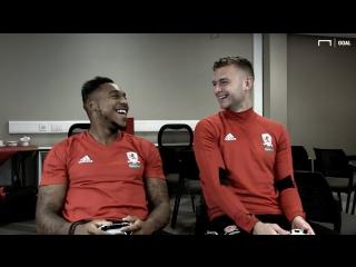 FIFA 18 Pro Battle: Britt Assombalonga v Ben Gibson