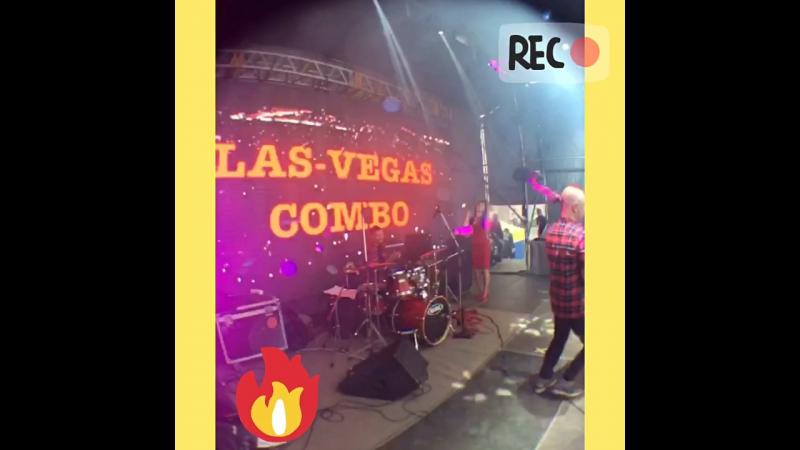 Las-Vegas Combo на Дне Металлурга в г.Оленегорске