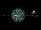 adidas Running  Control Your Energy  Run Supernova