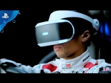 Gran Turismo Sport - Racing in PlayStation VR | PS4, PS VR