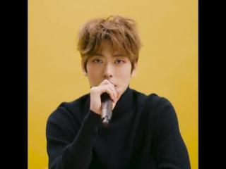 171120 Jaehyun (NCT) - Poetic Beauty @ SMTOWN Twitter Update