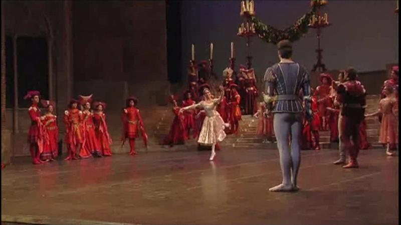 Мисти Коуплэнд Misty Copeland в роли Джульетты Teatro alla Scala хореография Kenneth McMillan урокиХореографии