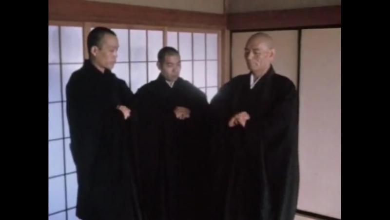 Всегда и везде. Мастер Дзэн Тайсэн Дэсимару. / Partout et Toujours. Taisen Deshimaru. Часть 2