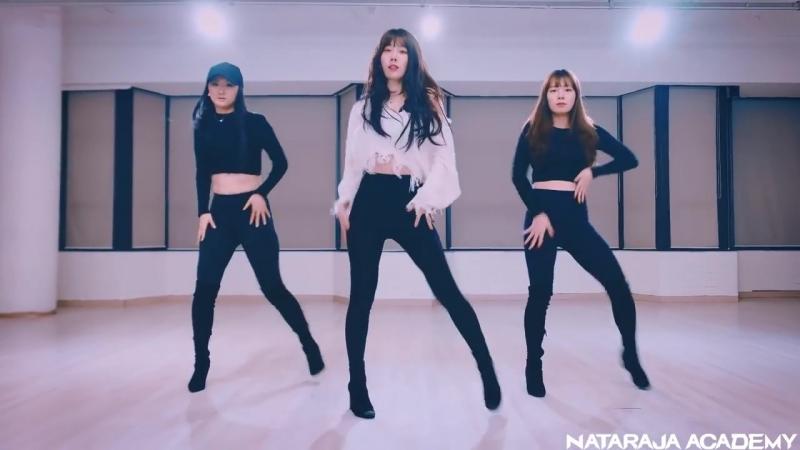 다이아(D.I.A) 유니스(EUNICE) HAVANA DANCE - Gangdrea Choreography