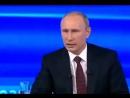 Москва. 17 апреля, 2014. Путин о Новороссии.
