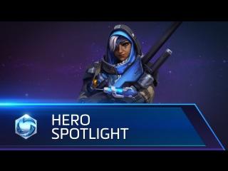 Heroes Spotlight Ana