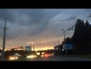 Вечер Московский пр-т, Калининград
