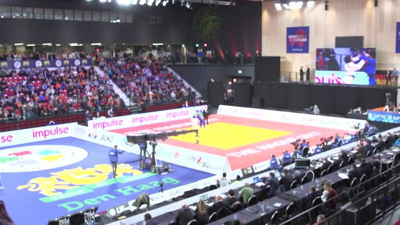 Гран При в Гааге - День 1
