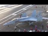 Boeing - F  A-18E  F Супер Хорнет Fighters На USS Джордж Х Буш (CVN 77) [720p]