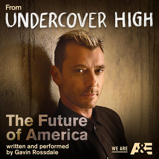 "Gavin Rossdale альбом The Future of America (From the Original TV Series ""Undercover High"")"