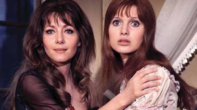 The Vampire Lovers 1970 / Вампиры-любовники (HammerFilm)