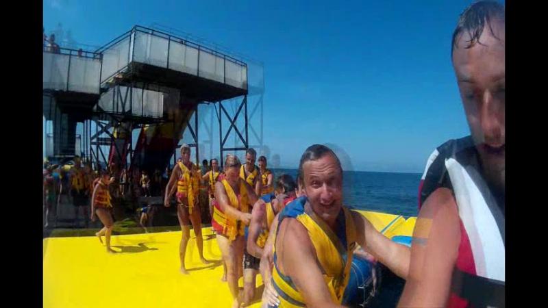 Железный порт 2017..Остров развлечений