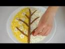 Салат ВЕСЕННЕЕ НАСТРОЕНИЕ. Рецепт слоёного салата с печенью ✧ ГОТОВИМ ДОМА с Оксаной Пашко