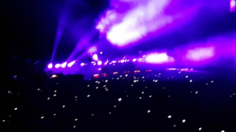 Depeche Mode - Barrel of a Gun СКК 16.02.2018