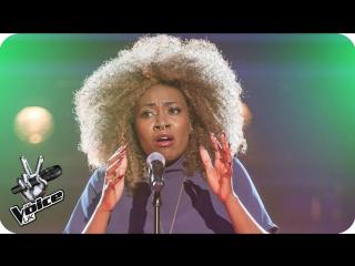Sasha Simone - Lost & Found (The Voice UK 2015)