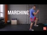 25 лучших упражнений для прокачки ног в домашних условиях // STRONG DIVISION