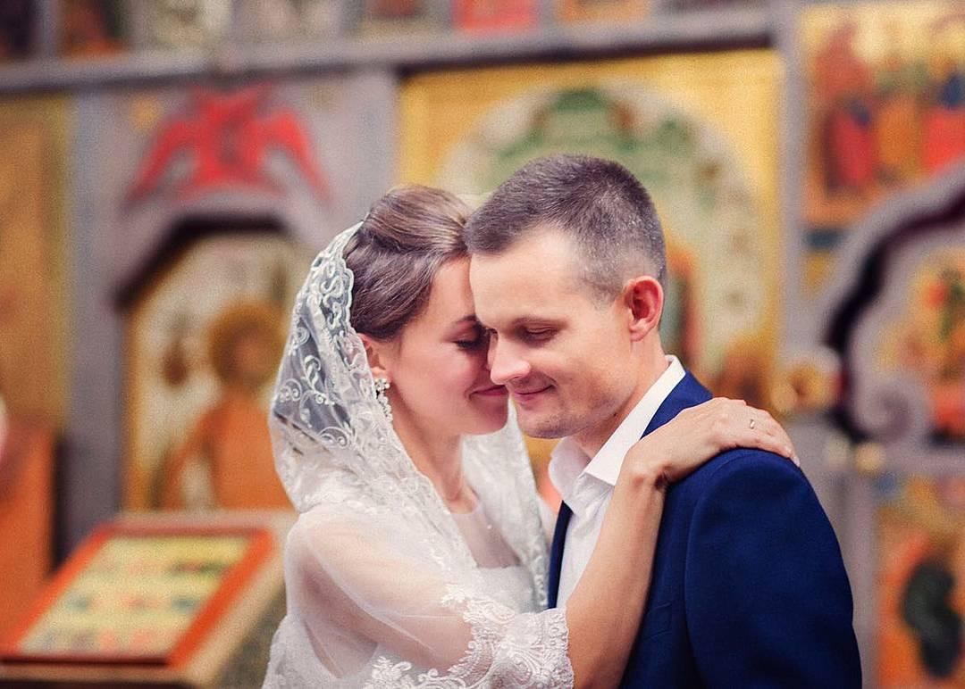 Венчание Марии Круглыхиной