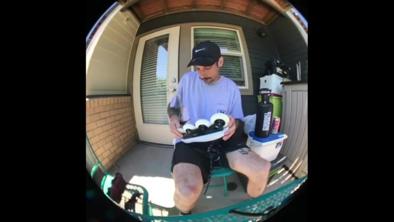 RAZORS SHIFT: быстрый обзор как сменить ходовую от Jeph Howard