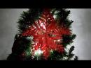 как сделать красивую снежинку из бумаги обзор видео 4