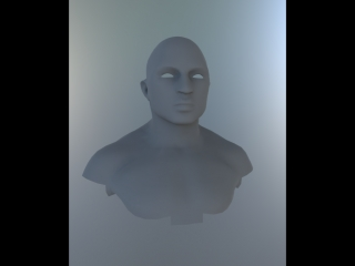 Retopology game character 3d coat. part-1.