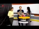 Гость Ирина Суркова шоу световых картин