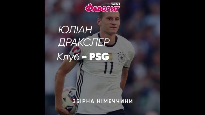 Все, що тобі потрібно знати про матч Німеччина - Чилі