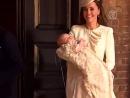 Принца Джорджа крестили в нарушение традиций (новости)