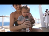THIS BABY KNOWS THE SECRET TO RELAXING Cruise Vlog Day 5