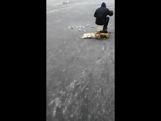 Рыбалка на Кутуме №1