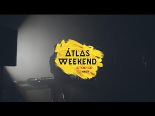 Fabian Mazur at Atlas Weekend 2017 (Salat Stage)