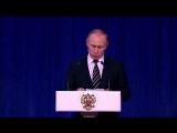 Поздравление президента с праздником 23 февраля