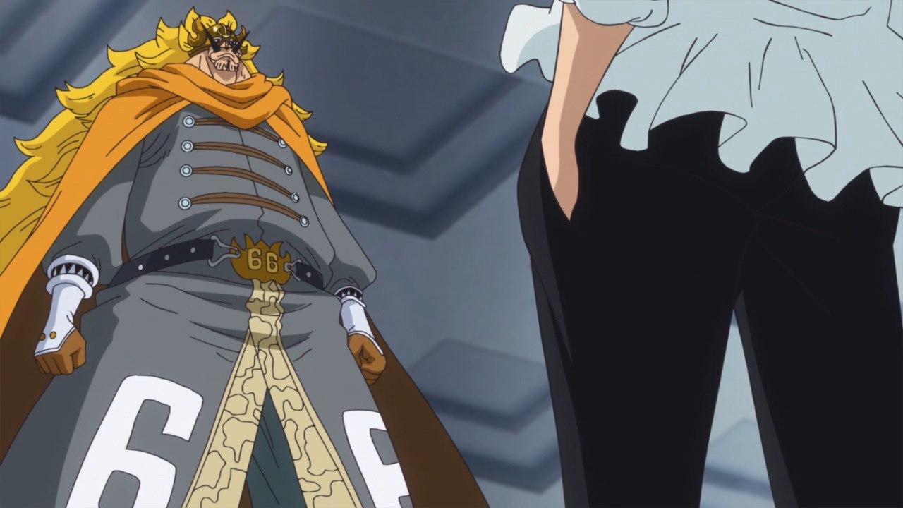 One Piece 793, Скачать Ван Пис 794, Большой Куш 793