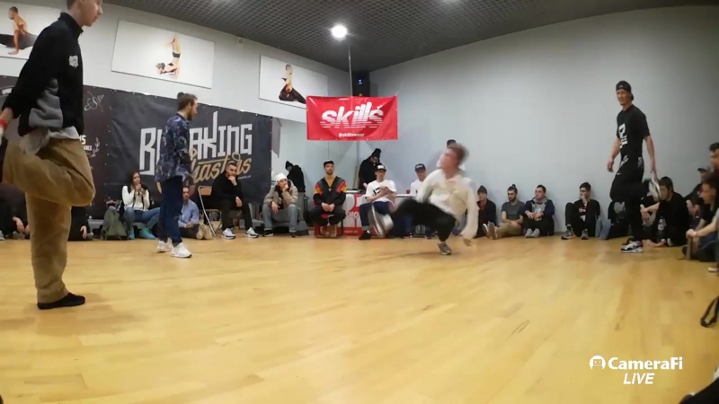 BREAKING MASTERZ 2018 - MOSCOW 1/8 Action man vs One Peace Yes (One Peace Yes win)