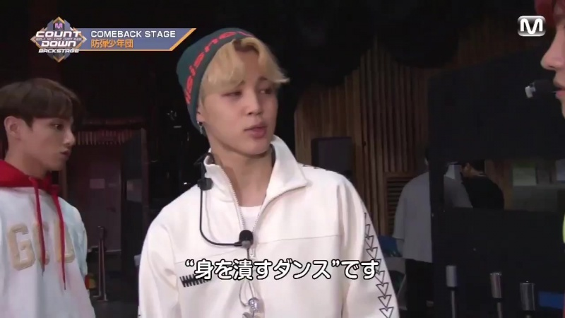 Jimin: i was shopping with hyung the store was closing so i told them to give me tht tht tht my card got declined