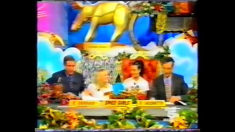 Emma Melanie C - Interview - Striscia la Notizia 11.12.1998