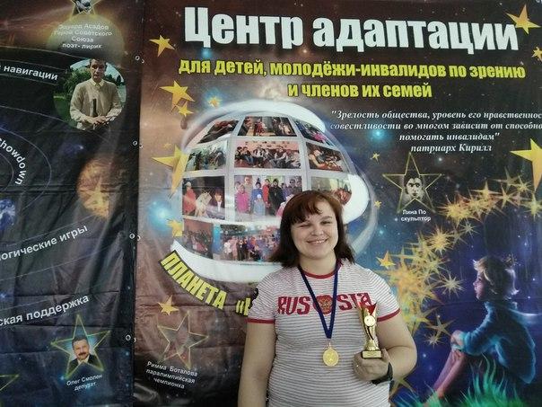 Малый Кубок международного турнира у Ильвины Насировой