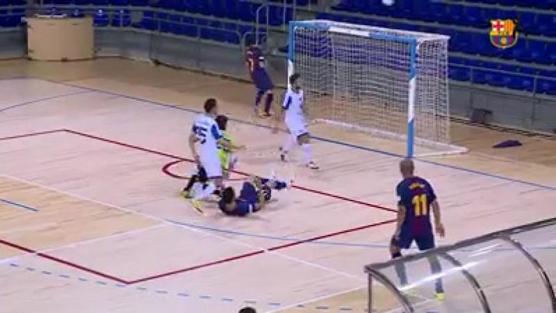 Spain Friendly Match - (Barcelona/Spain) - FC Barcelona/Lassa 2x2 Bisontes Castellón