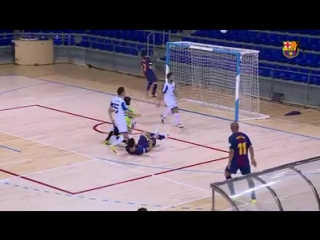 Spain Friendly Match - (Barcelona/Spain) - FC Barcelona/Lassa 2x2 Bisontes Castellón