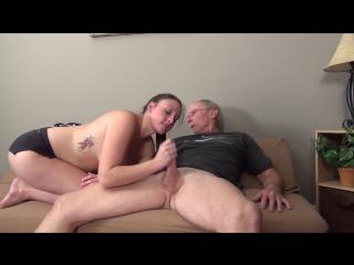 Внучка с братом порно