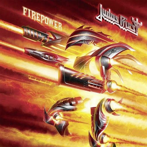 Judas Priest альбом FIREPOWER