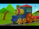 Bob The Train Went To The Farm Old MacDonald Animal Sound Song by Bob The Train S01E49