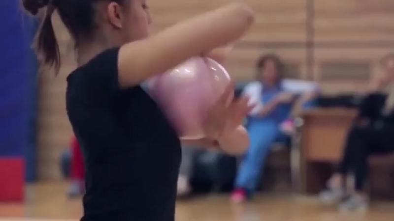 Душа гимнастки