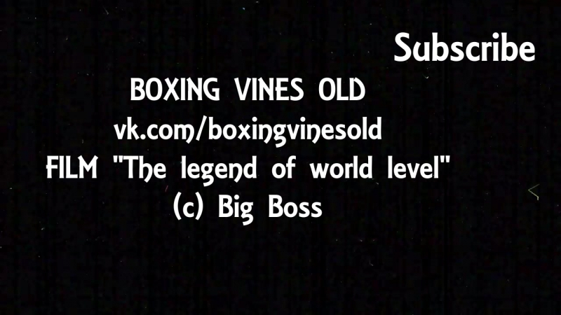 Mike IRON Tyson boxing vines old 3